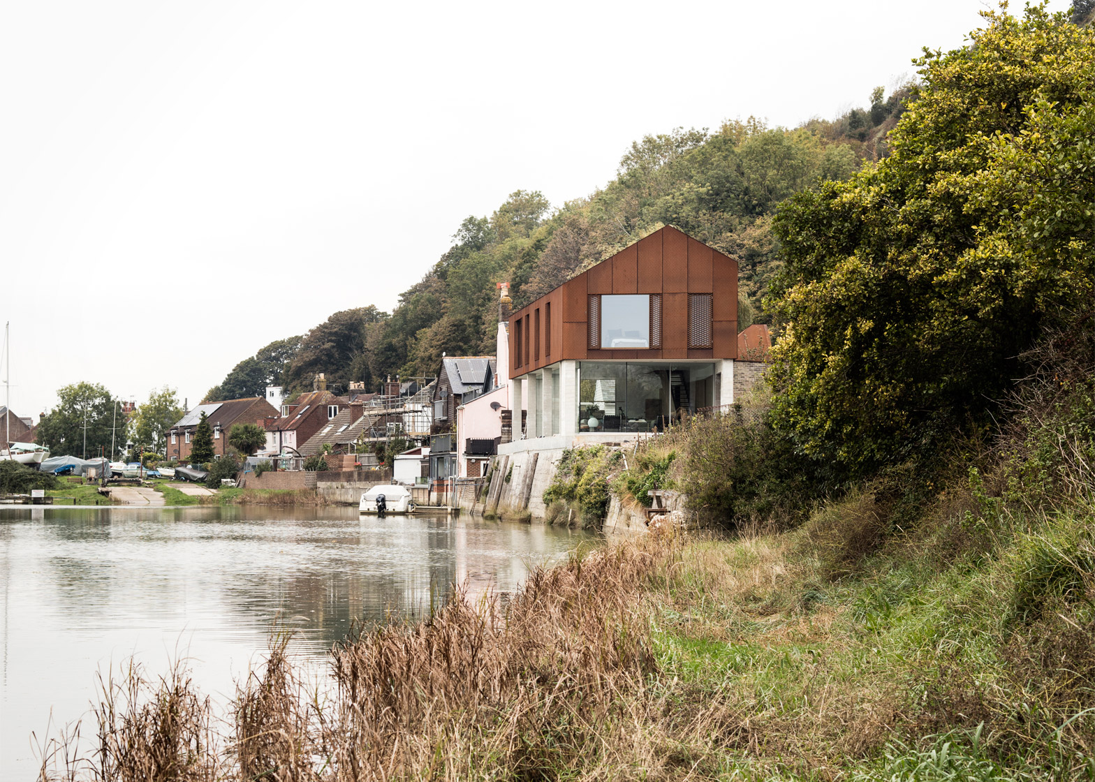 South Street by Sandy Rendel Lewes Architects in Lewes, East Sussex