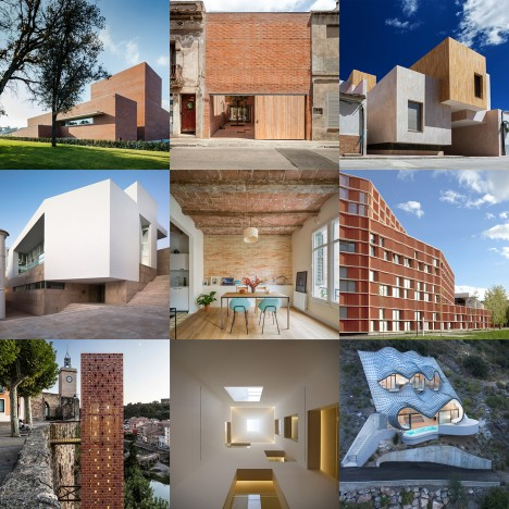 New Spanish architecture Pinterest board dDezeen
