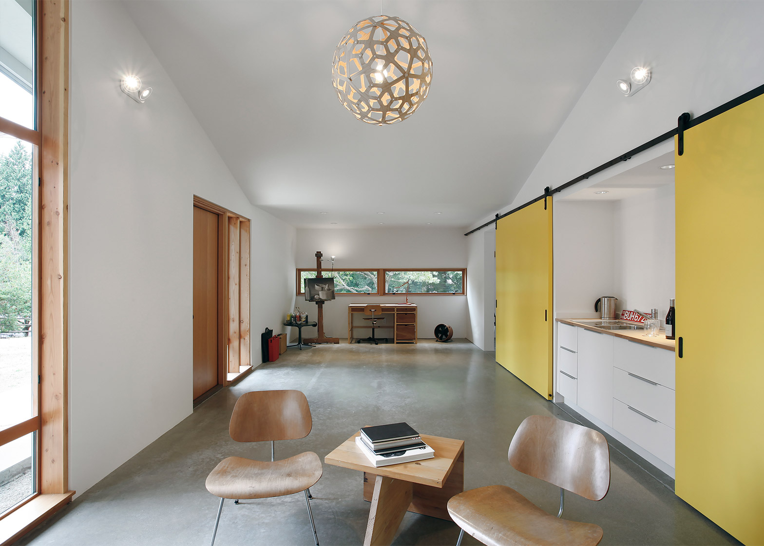 Stable conversion by SHED Architecture