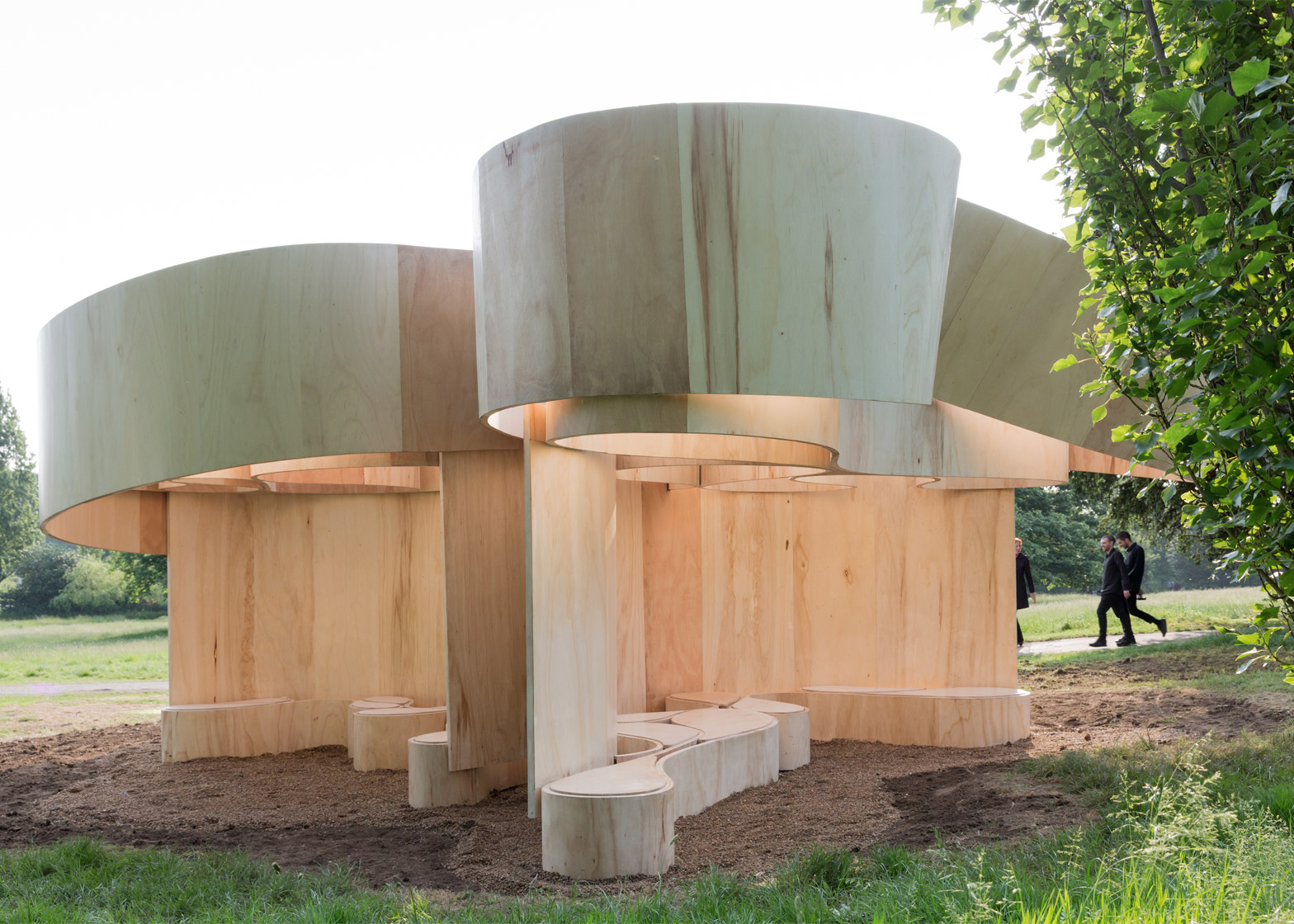 Serpentine Gallery Summer Houses