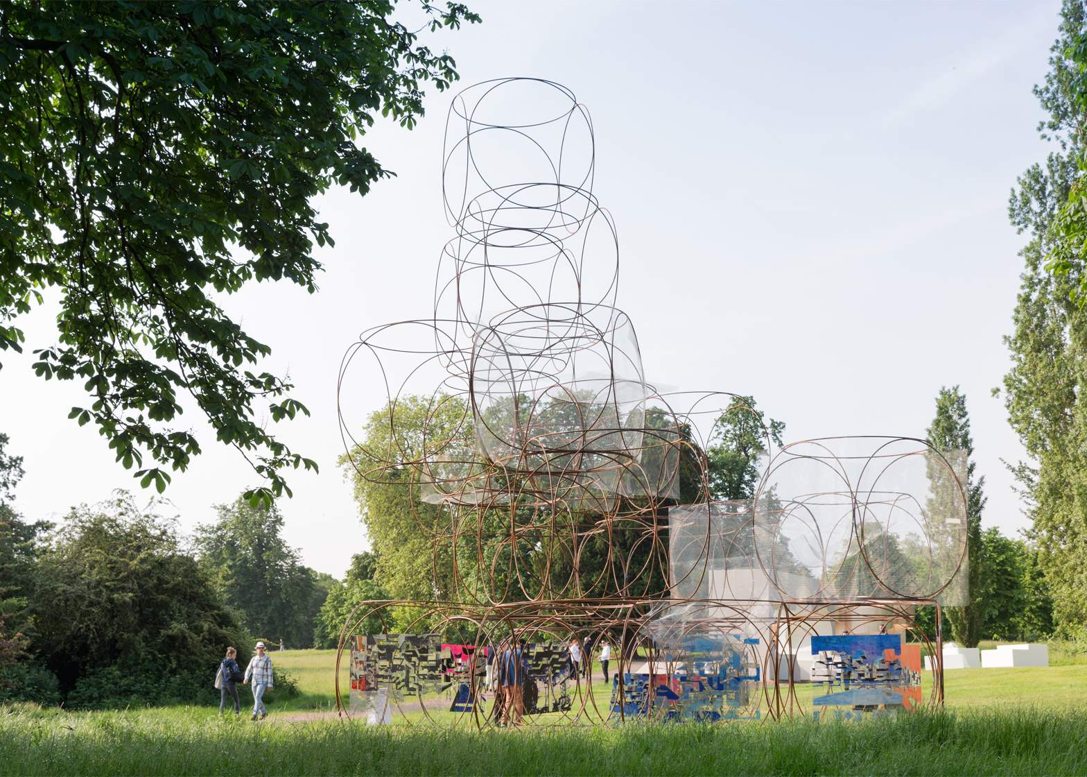 Stupendous Architects Build Summer Houses At The Serpentine Gallery Largest Home Design Picture Inspirations Pitcheantrous