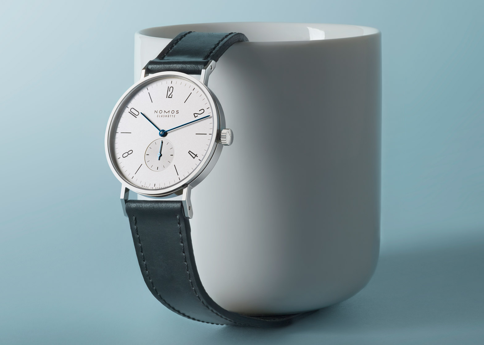 Tangente watch by Nomos Glashutte