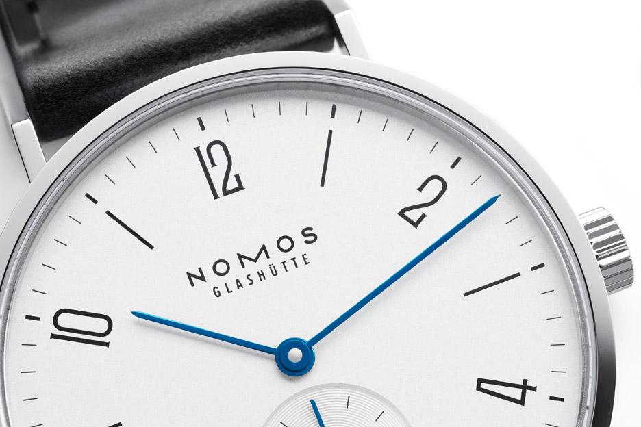 Tangente watch by Nomos Glashutte