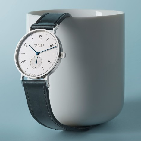 Competition: win a Tangente watch by Nomos Glashütte