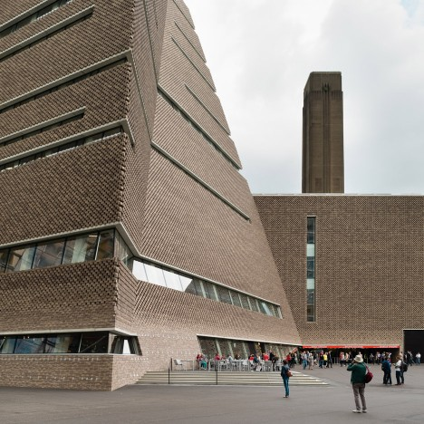 Tate Modern Switch House by Herzog & de Meuron opens to the public