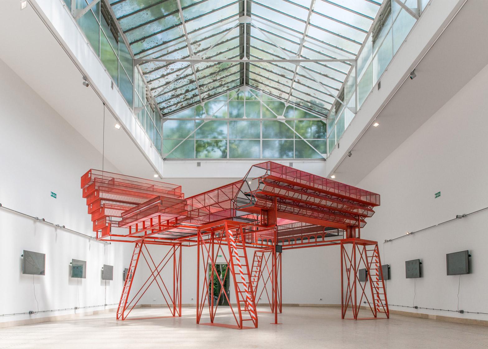 The Czech Republic and Slovak Republic Pavilion at the Venice Architecture Biennale 2016