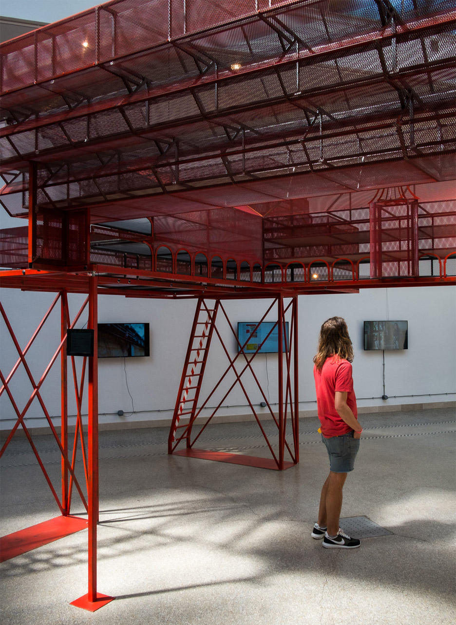 The Czech Republic and Slovak Republic Pavilion at the Venice Architecture Biennale 2016