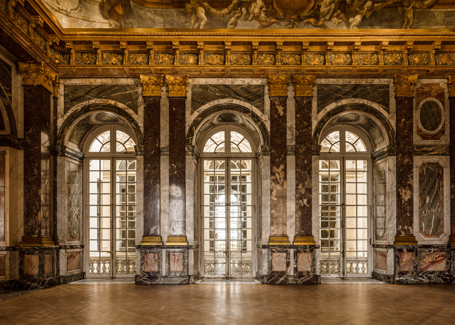 The Curios Museum by Olafur Eliasson at the Palace of Versailles, France