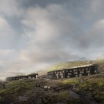 White Arkitekter wins housing design contest for the Faroe Islands