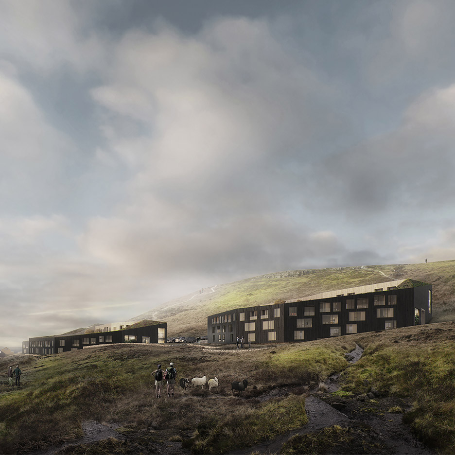 The Eyes of Runavik by White Arkitekter