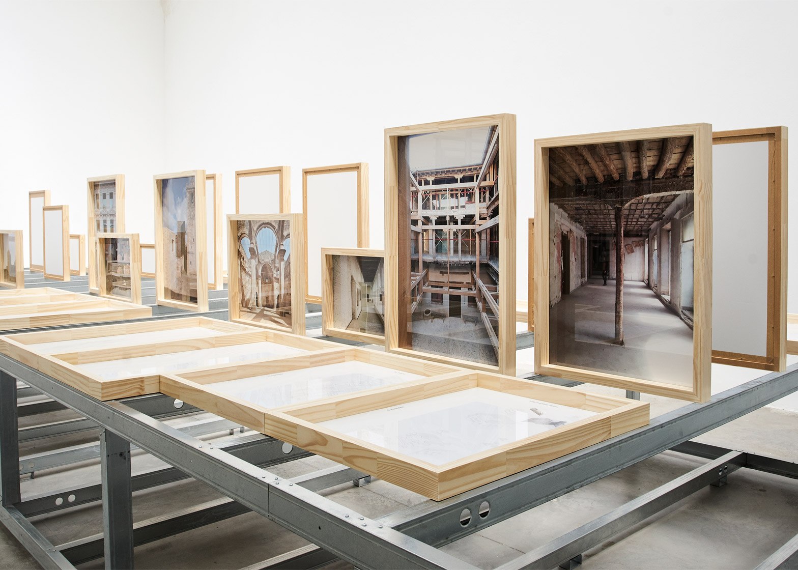 Spanish pavilion at the Venice Architecture Biennale 2016