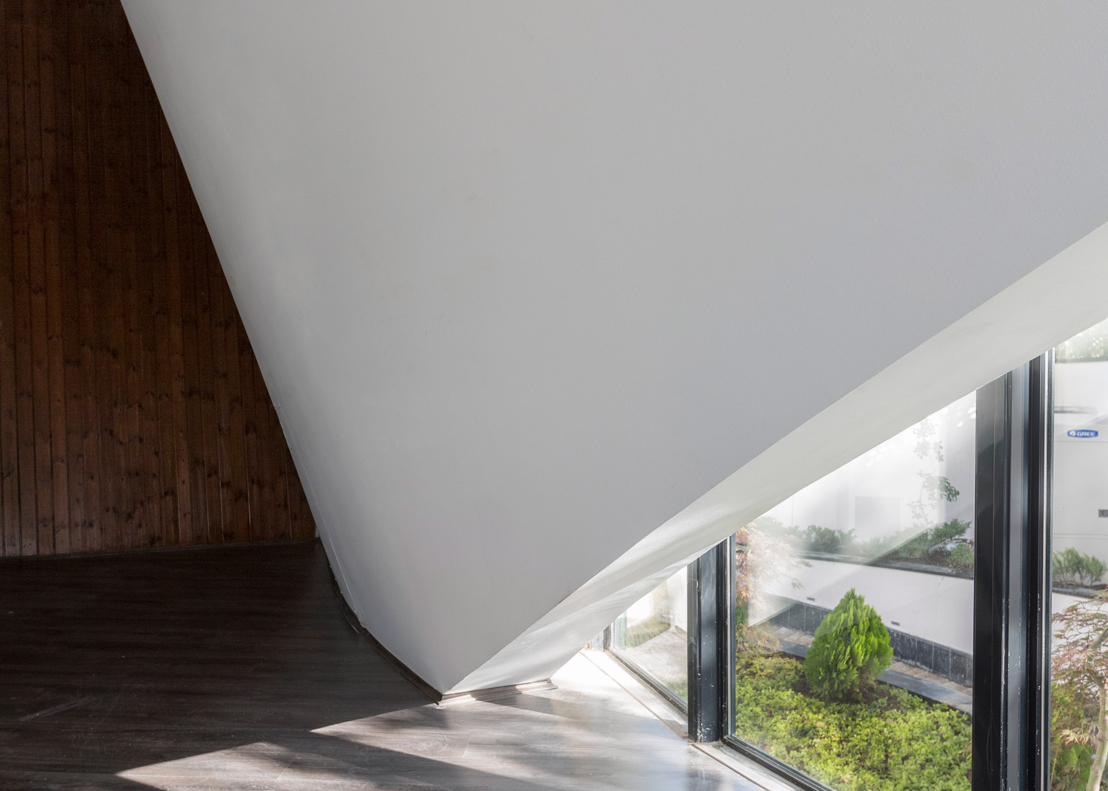 Villa for Younger Brother is a house in Tehran designed by Alireza Tahgaboni