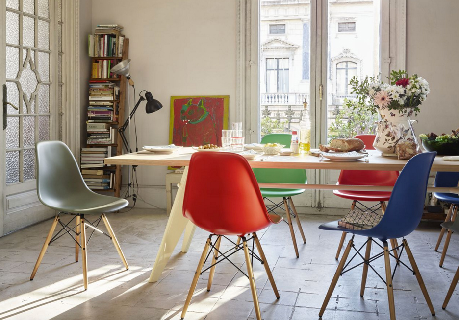 aldi selling replica eames chairs at fraction of official price - Copie Chaise Eames Dsw