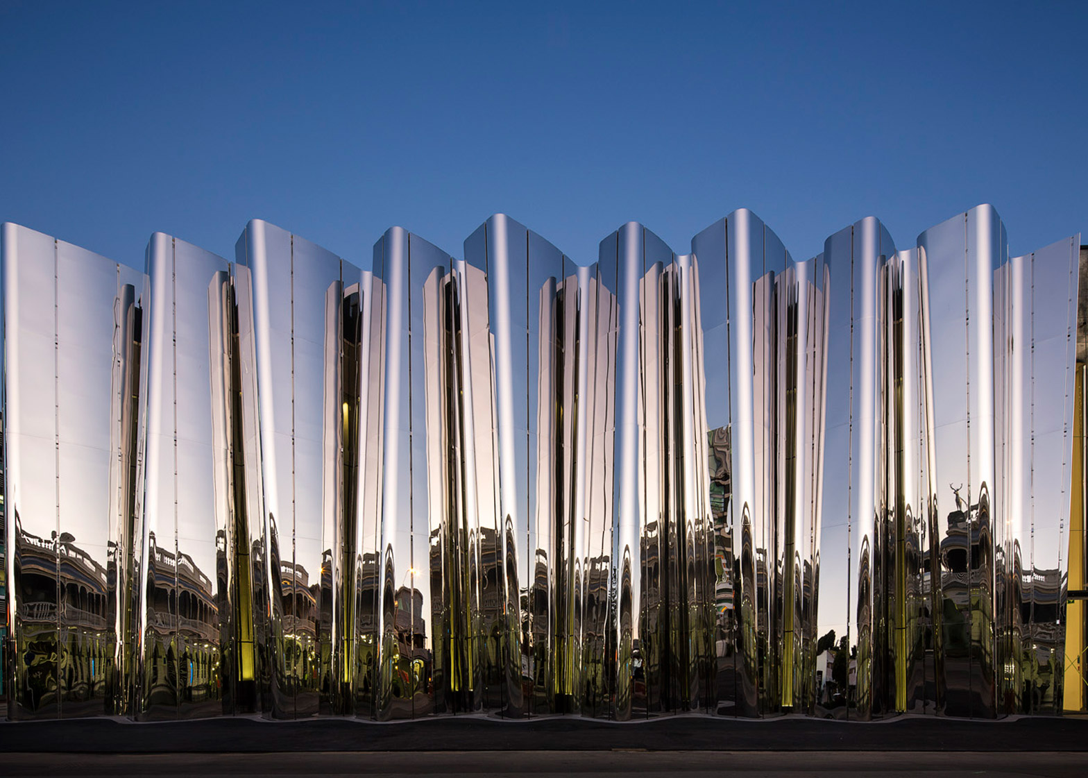 Len Lye Centre, Taranaki, New Plymouth, New Zealand, by Patterson Associates