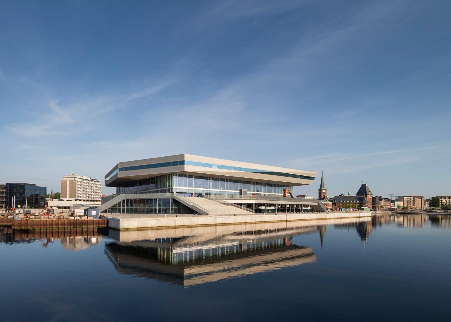 Dokk1, Aarhus, Denmark, by Schmidt Hammer Lassen Architects