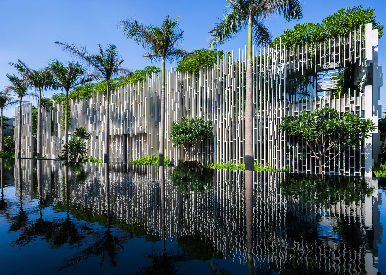 Naman Retreat Pure Spa, Da Nang, Vietnam, by MIA Design Studio