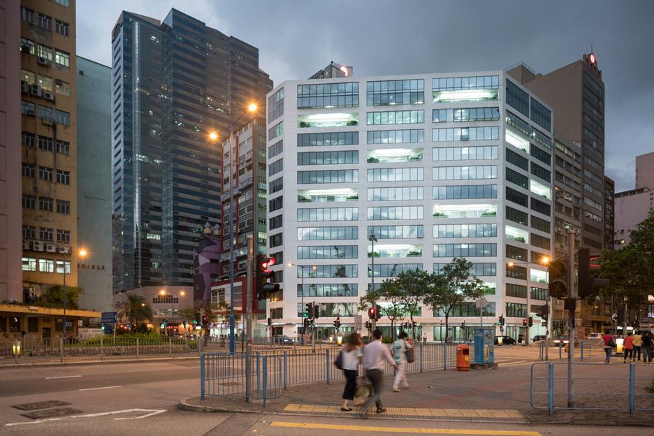 Wai Yip Street by MVRDV