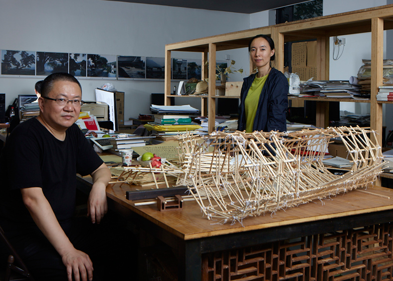 Chinese architects Lu Wenyu and Wang Shu will deliver the Royal Academy's 2016 Annual Architecture Lecture