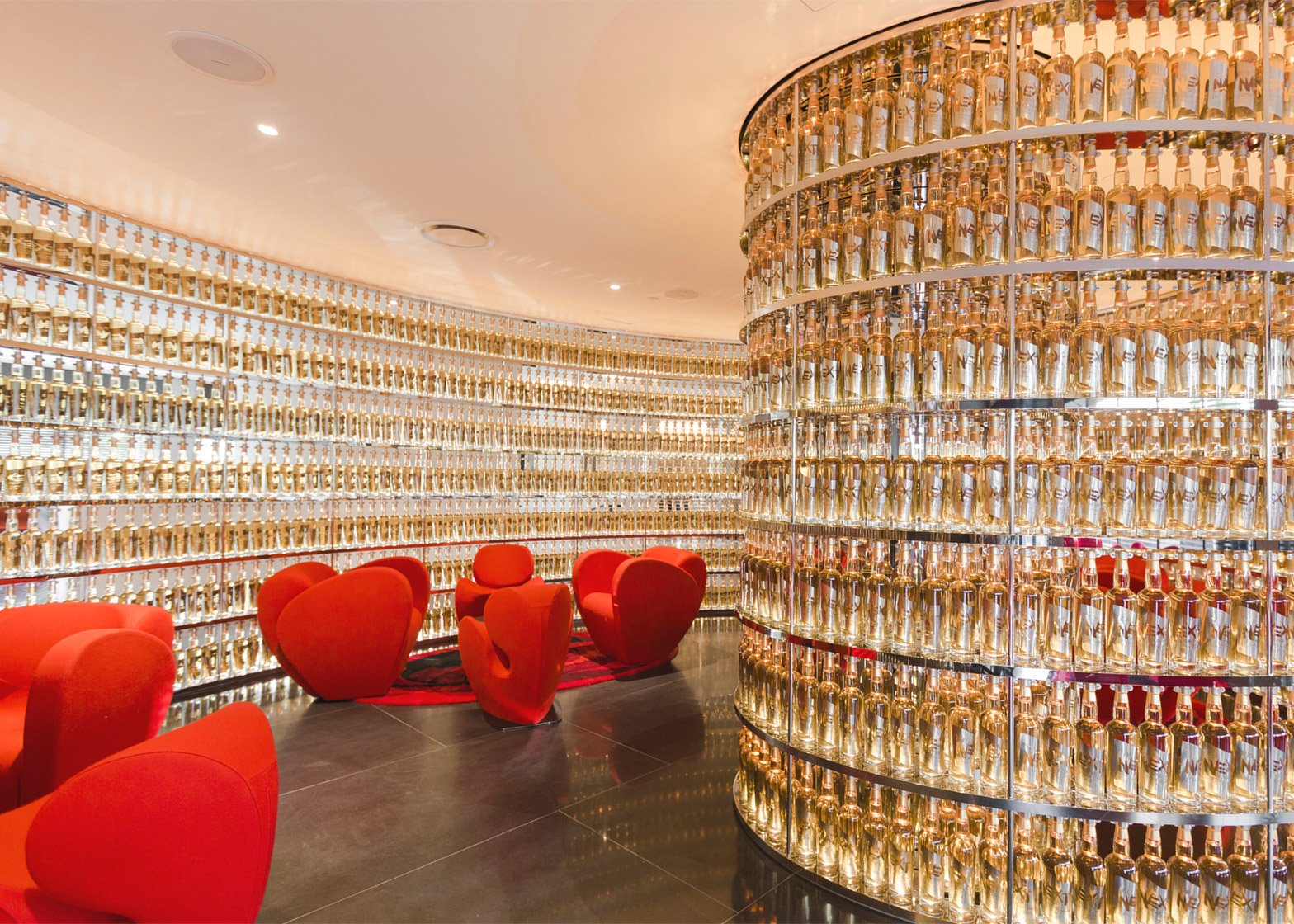 The Watergate Hotel renovation by Ron Arad