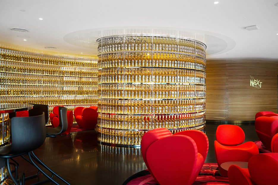 The Watergate Hotel by Ron Arad Architects