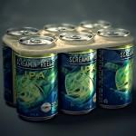 Saltwater Brewery's edible six-pack rings protect marine wildlife