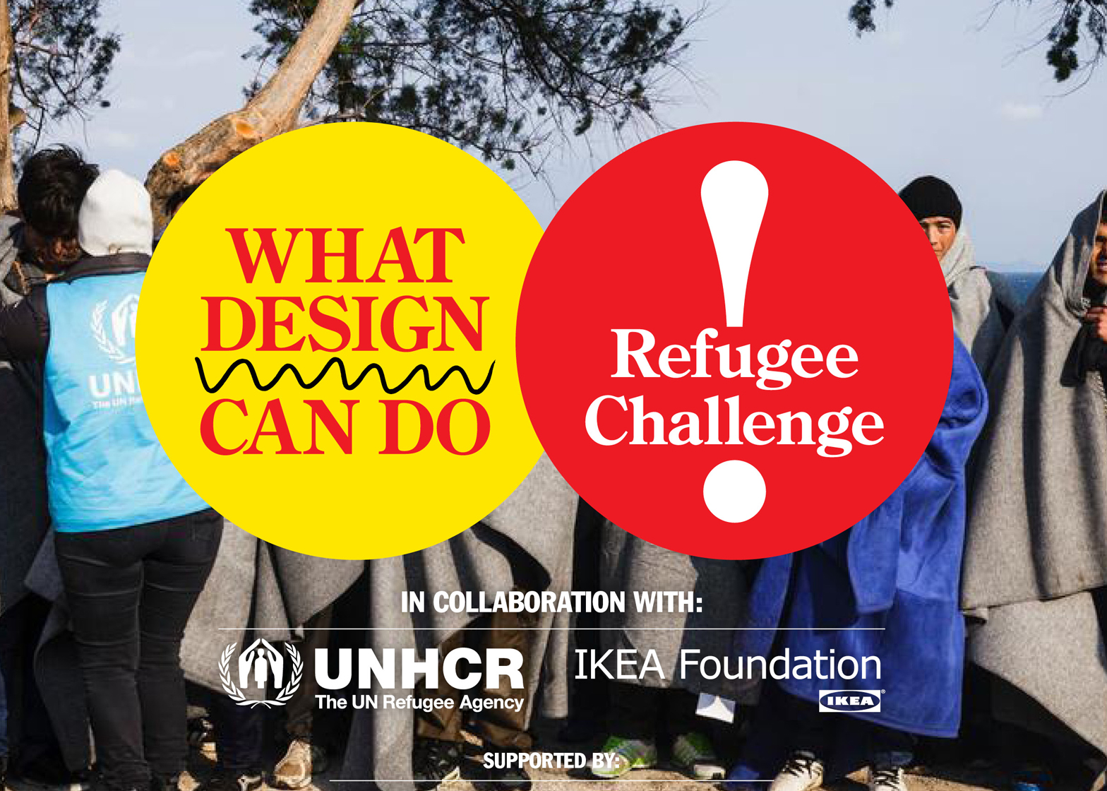 What Design Can Do refugee challenge quote