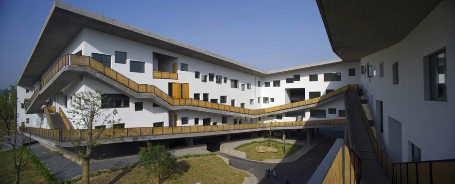 xiangshan campus_wang shu_dezeen_4