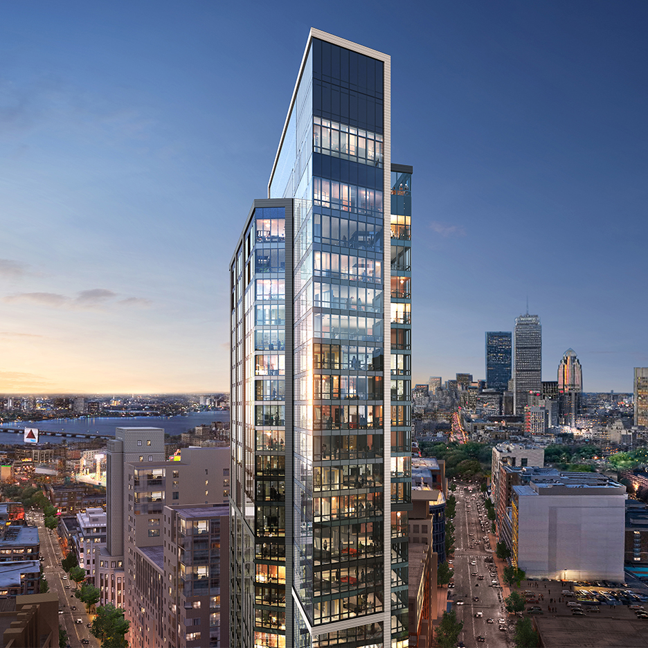 Pierce Boston by Architectonica