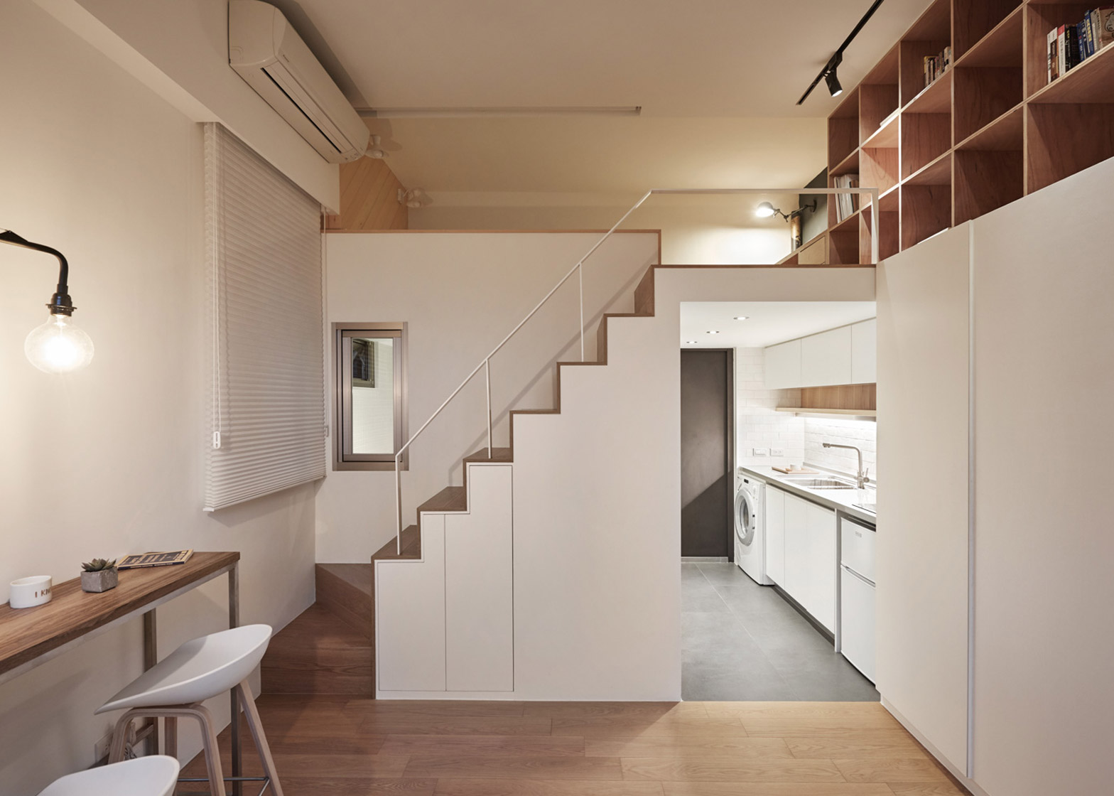 Apartment Design Images little design creates 22m2 apartment in taiwan