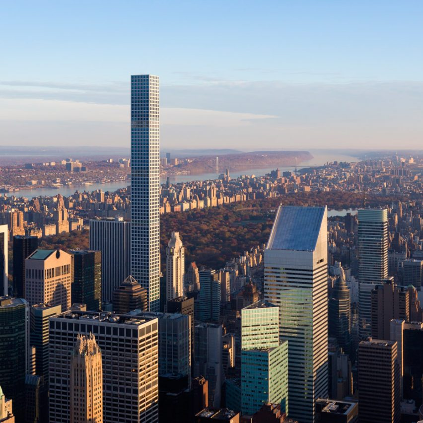 432 Park Avenue by Rafael Viñoly architects