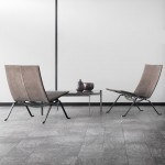 Fritz Hansen releases limited-edition Poul Kjærholm furniture for 60th anniversary