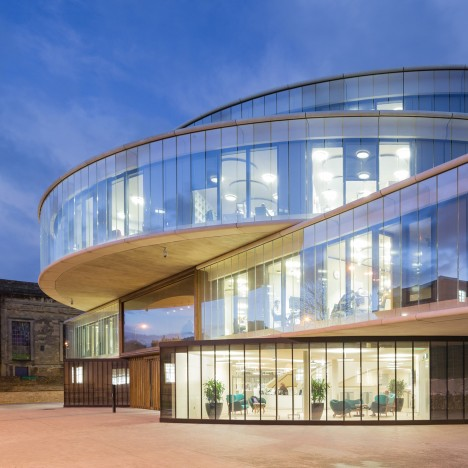 RIBA Stirling Prize 2016 shortlist announced
