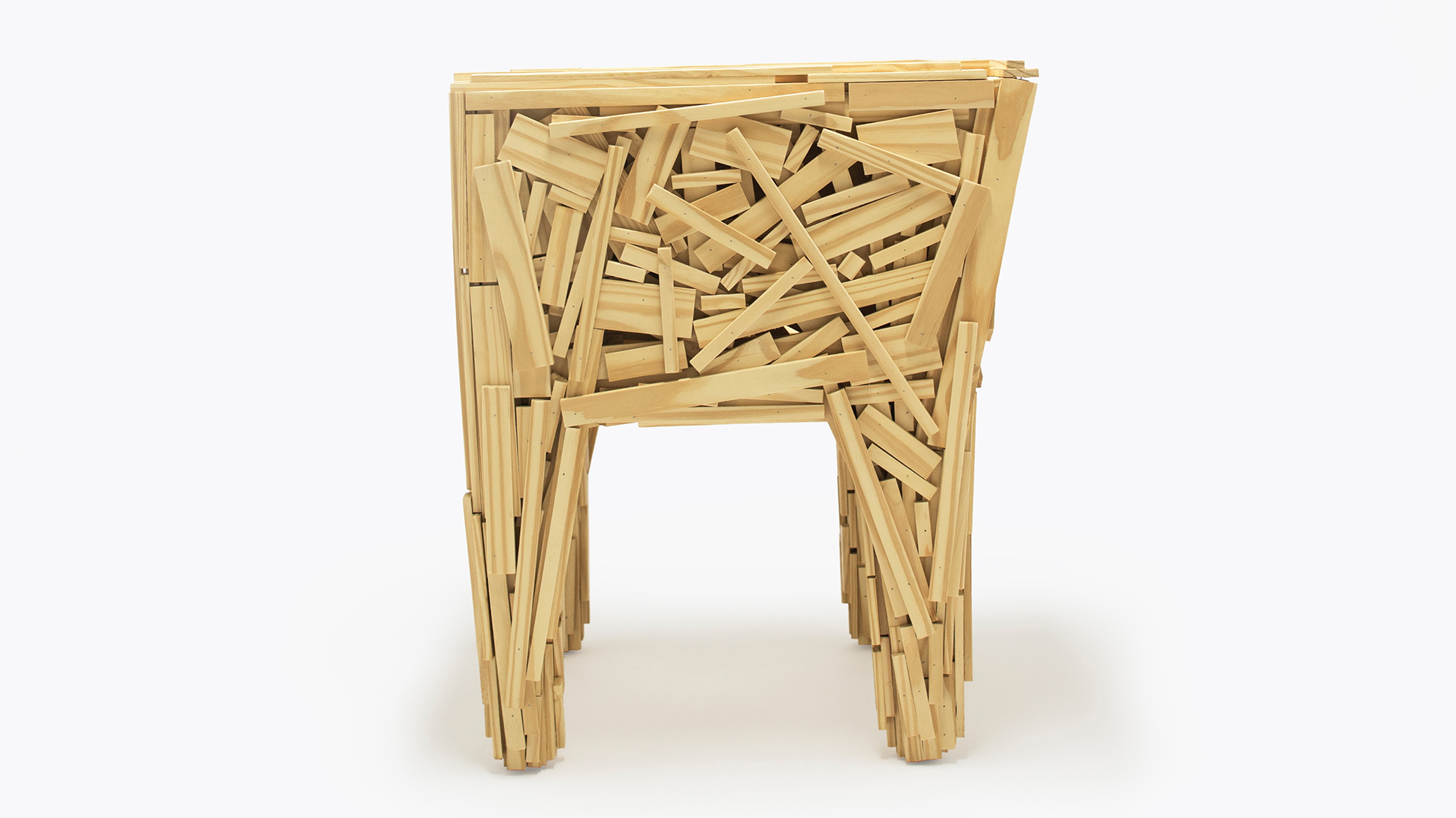 Favela chair by Campana brothers