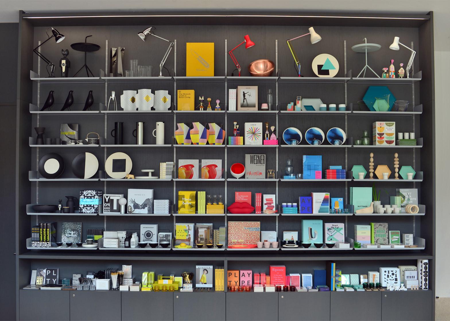 Design Museum shop on Kensington High Street