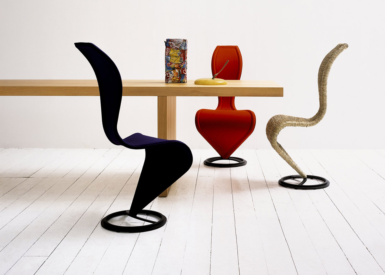 Furniture by Giulio Cappellini