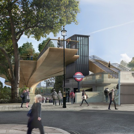 London mayor suspends Garden Bridge construction over funding concerns
