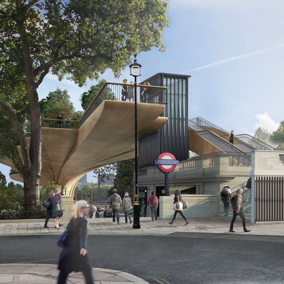 Heatherwick defends Garden Bridge as 22 million funding gap revealed