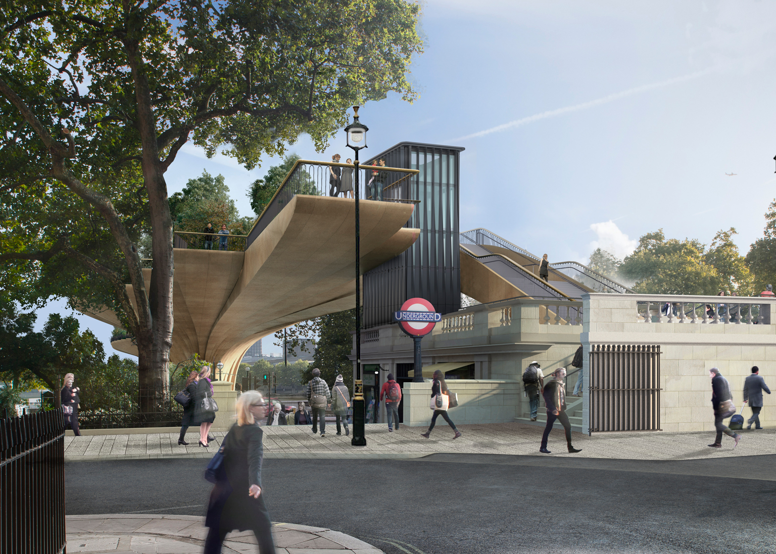 London mayor suspends Garden Bridge construction over funding concerns