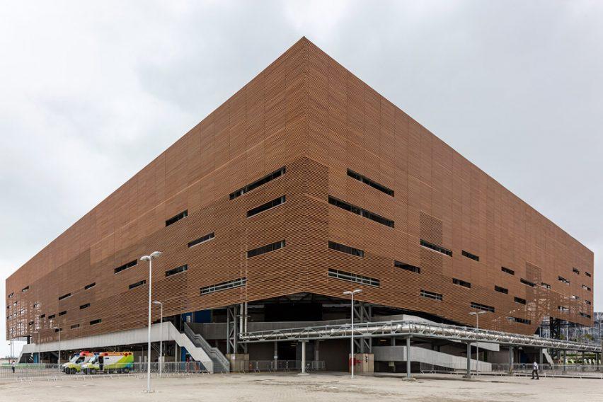 The Future Arena