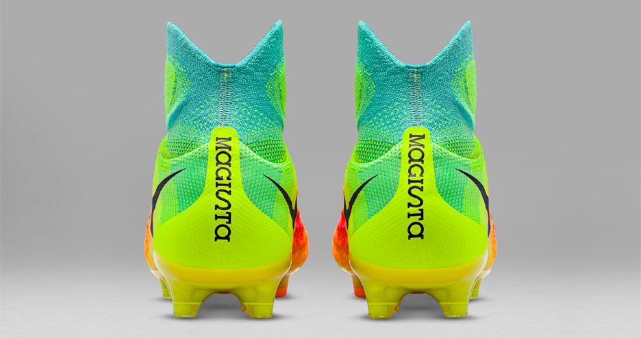 Nike redesigns the Magista football boot to further its tactility