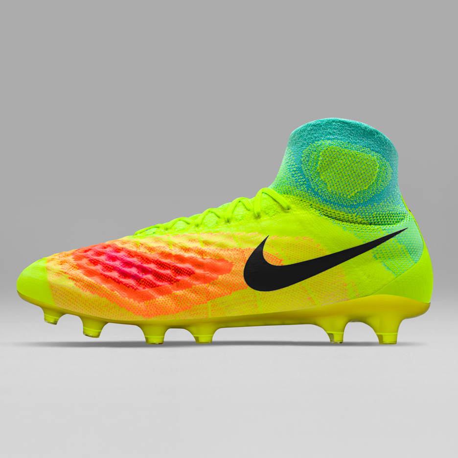 "Nike's Magista 2 football boots perform as an ""organic extension of the foot"""