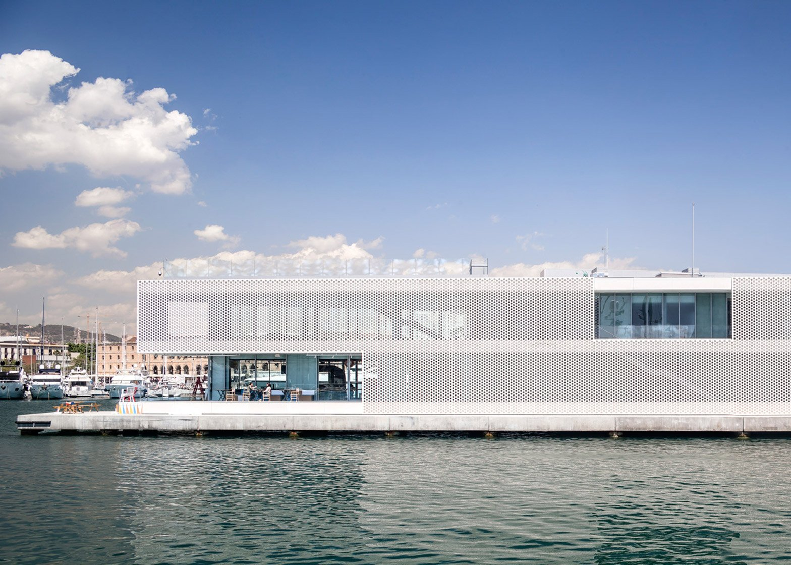 11 Of Marina Port Vell Barcelona By SCOB Architecture And Landscape