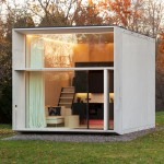 Kodasema creates tiny prefabricated house that moves with its owners