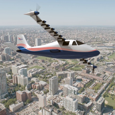 Electric planes and passenger-carrying drones are the future, says Paul Priestman