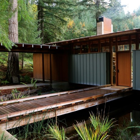 Five of the best houses in Oregon on Dezeen