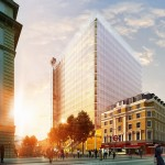 Renzo Piano slashes height of controversial Paddington skyscraper