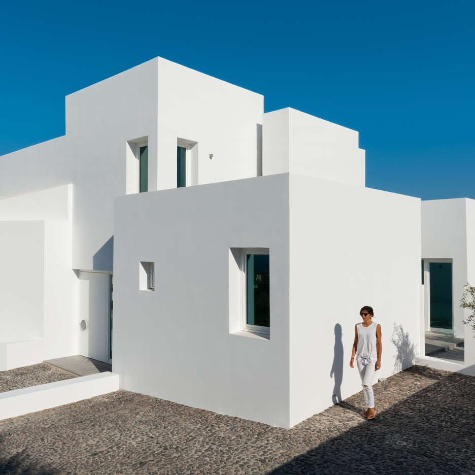 Traditional Greek Houses house design and architecture in greece | dezeen