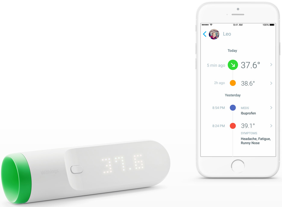 Thermo by Withings