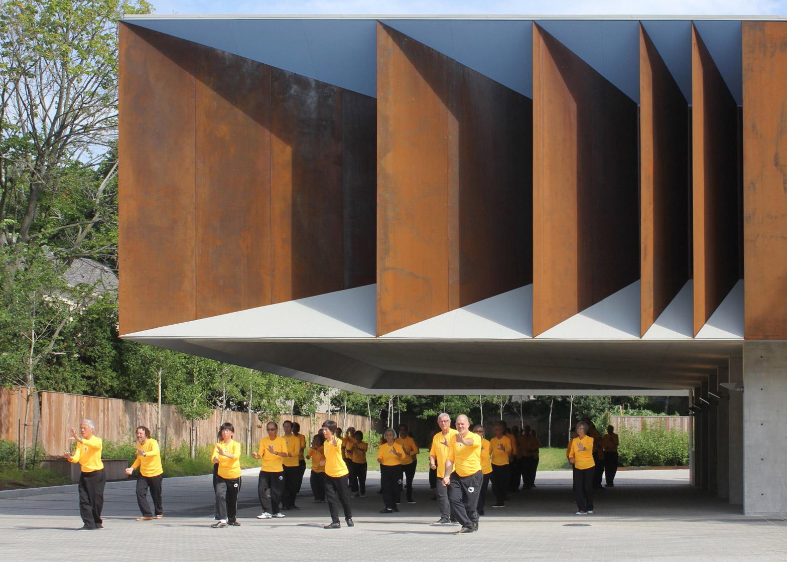 Best Architecture Under 1000 sq m - Wong Dai Sin Temple