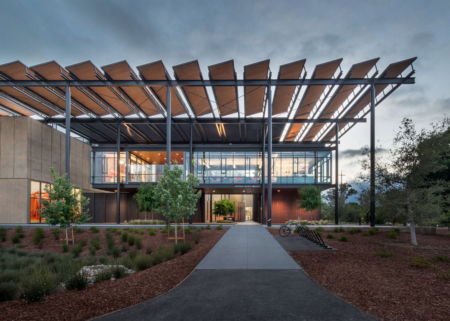 Environmental Leadership Award - Stanford University Central Energy Facility